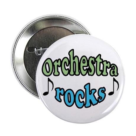 """Orchestra Rocks 2.25"""" Button"""