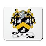 Whitelaw Family Crest Mousepad