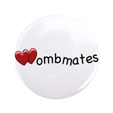 """The Wombmates 3.5"""" Button (100 pack)"""