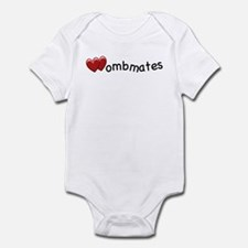 The Wombmates Infant Bodysuit