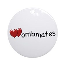 The Wombmates Ornament (Round)
