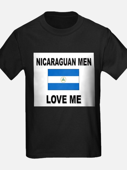 Nicaraguan Men Love Me T