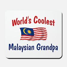 Coolest Malaysian Grandpa Mousepad