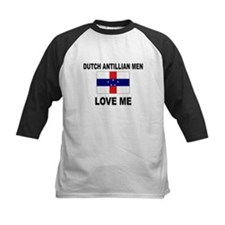 Dutch Antillian Men Love Me Tee