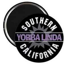 Yorba Linda California Magnet