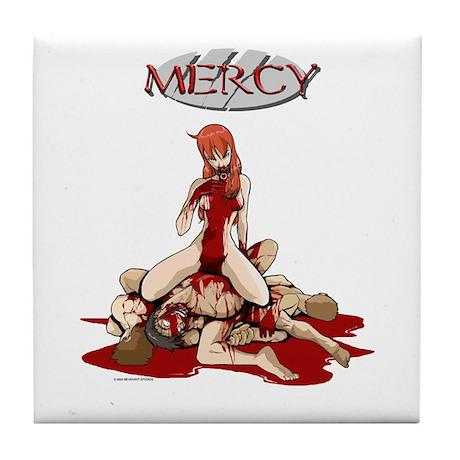 Mercy Tile Coaster