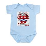 Wilkinson Family Crest Infant Creeper