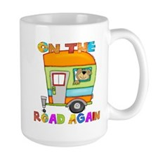 On the road again Mug