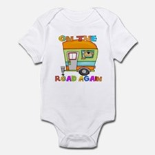 On the road again Infant Bodysuit