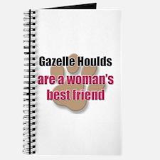 Gazelle Houlds woman's best friend Journal