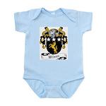 Wilson Family Crest Infant Creeper