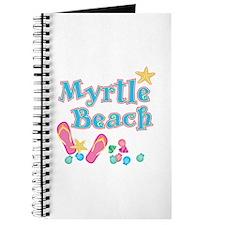 Myrtle Beach Flip-Flops - Journal