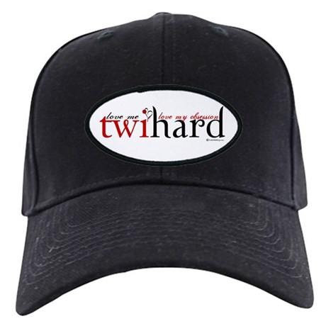 Twihard Black Cap