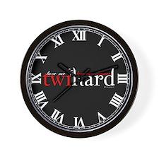Twihard Wall Clock