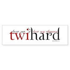 Twihard Bumper Bumper Sticker