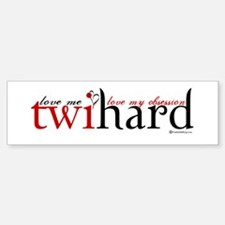 Twihard Bumper Bumper Stickers