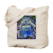 seven days pile Tote Bag