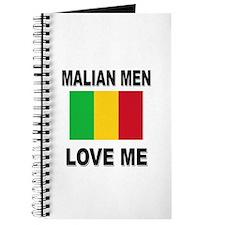 Malian Men Love Me Journal