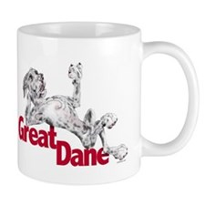 Merle Great Dane LBUC Mug