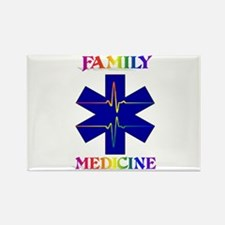 Family Medicine Rectangle Magnet (100 pack)
