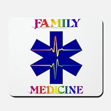 Family Medicine Mousepad