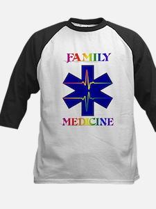 Family Medicine Kids Baseball Jersey
