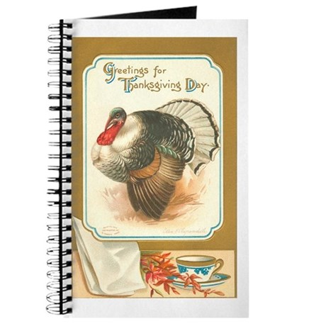 Thanksgiving Day Journal