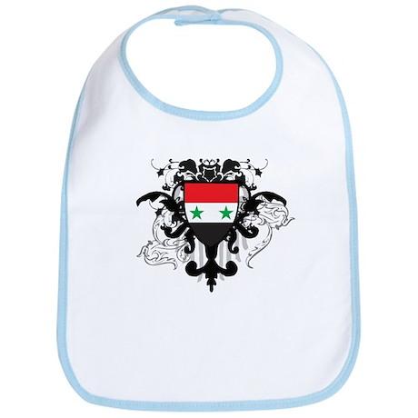 Stylish Syria Bib