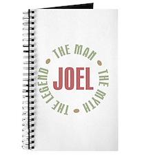 Joel Man Myth Legend Journal