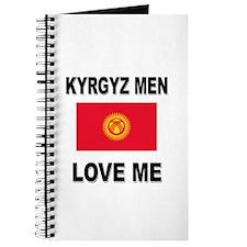 Kyrgyz Men Love Me Journal