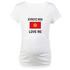 Kyrgyz Men Love Me Shirt