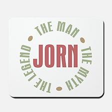 Jorn Man Myth Legend Mousepad