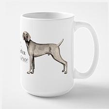 Weimaraner Rescue Mug