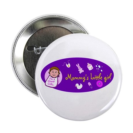 "mommy's little girl 2.25"" Button (10 pack)"