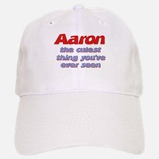 Aaron - The Cutest Ever Baseball Baseball Cap