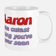 Aaron - The Cutest Ever Mug