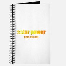 Solar Power Journal