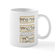 Horse Treats Small Mug
