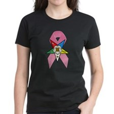 OES Breast Cancer Awareness Tee