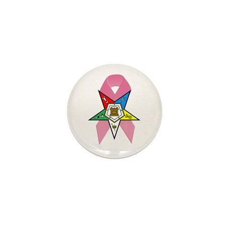 OES Breast Cancer Awareness Mini Button (10 pack)