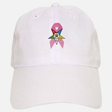 OES Breast Cancer Awareness Baseball Baseball Cap