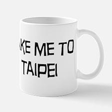 Take me to Taipei Mug