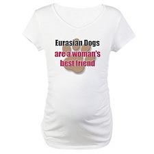 Eurasian Dogs woman's best friend Shirt