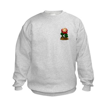 Rose & Universe (s) Kids Sweatshirt