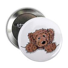Choc. Doodle Pocket Pup Button