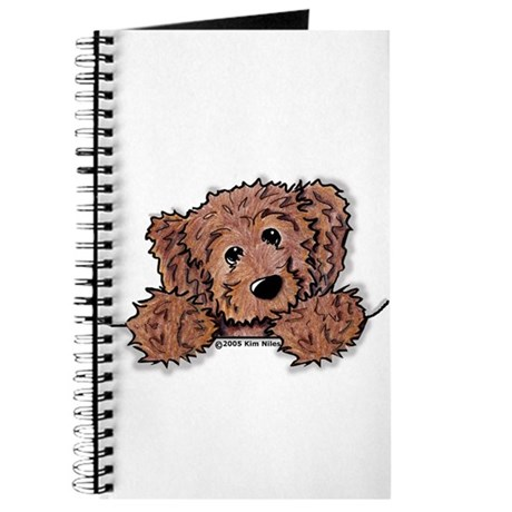 Choc. Doodle Pocket Pup Journal