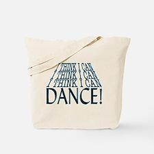 I Can Dance Tote Bag