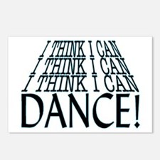 I Can Dance Postcards (Package of 8)
