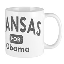 Kansas for Obama Mug