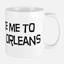 Take me to New Orleans Mug